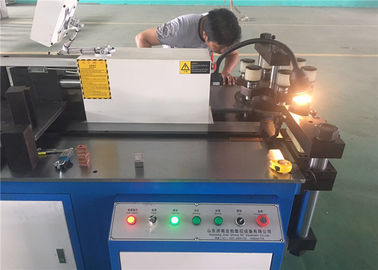 kualitas baik industri Laser Cutting Machine & Akurasi Tembaga Punching Dan Bending Machine, CNC Busbar Fabrication Machine Dijual