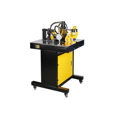 Manual Mengoperasikan Mesin CNC Busbar Tembaga Busbar Punching Bending Machine Cutting