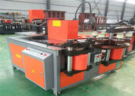 50 Ton 16x200mm CNC Busbar Machine For Aluminium Copper Cutting Bending Punching