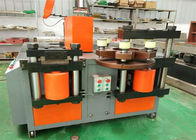 3 In 1 CNC Busbar Punching Bending Cutting Machine For Copper / Aluminium 16x200 mm