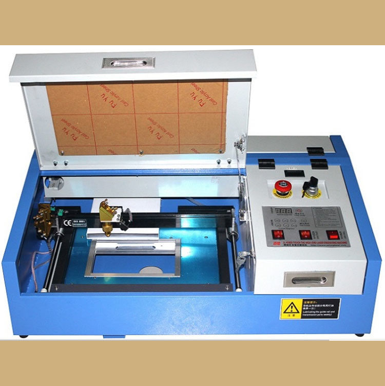 Small CO2 Closed Type Laser Engraver Engraving Machine 300x200MM CE ISO